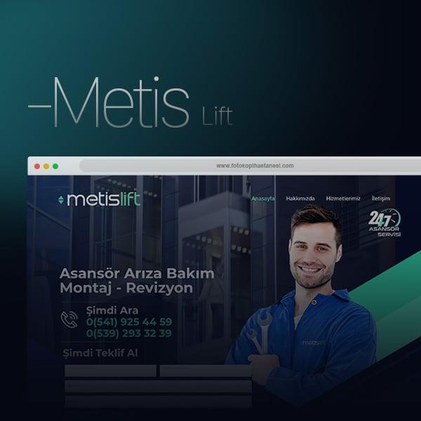 Metis Lift Asansör