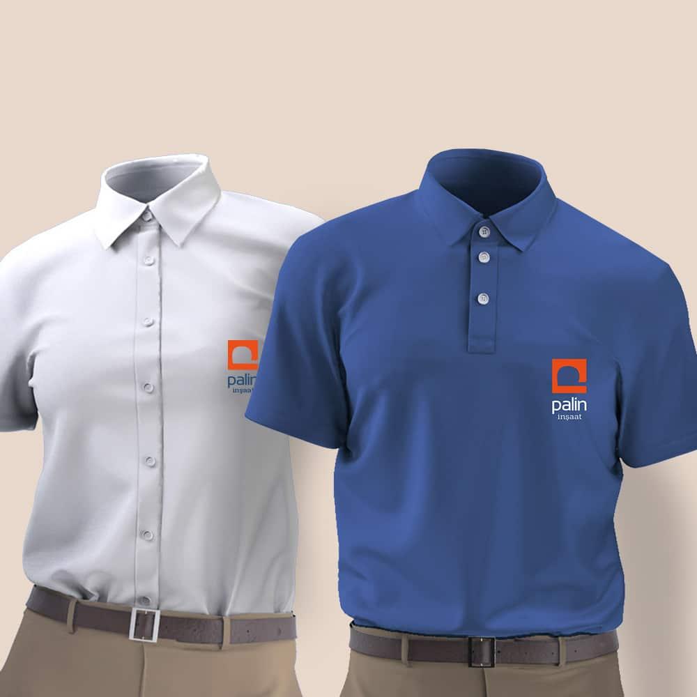 Palin İnşaat - Kıyafer Tshirt Tasarımı