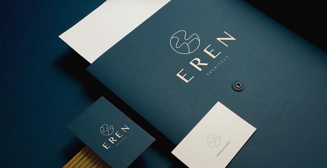 Eren Architect Logo Tasarımı
