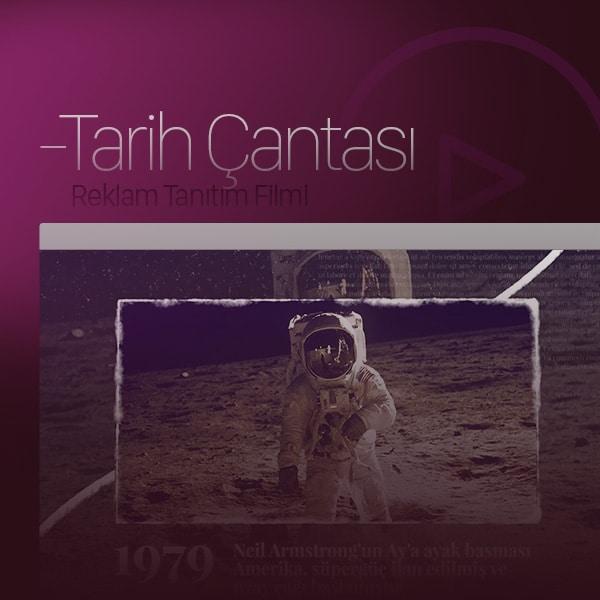 Tarih Çantası - Reklam Tanıtım Filmi - Mono Penta
