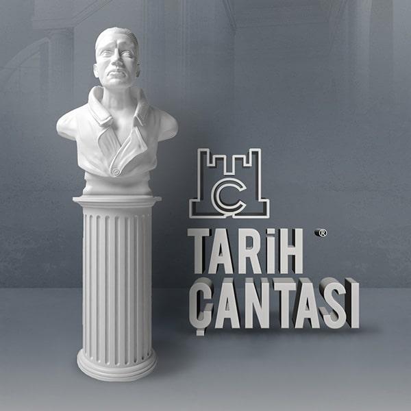 Tarih Çantası - Marka Logo Tasarımı