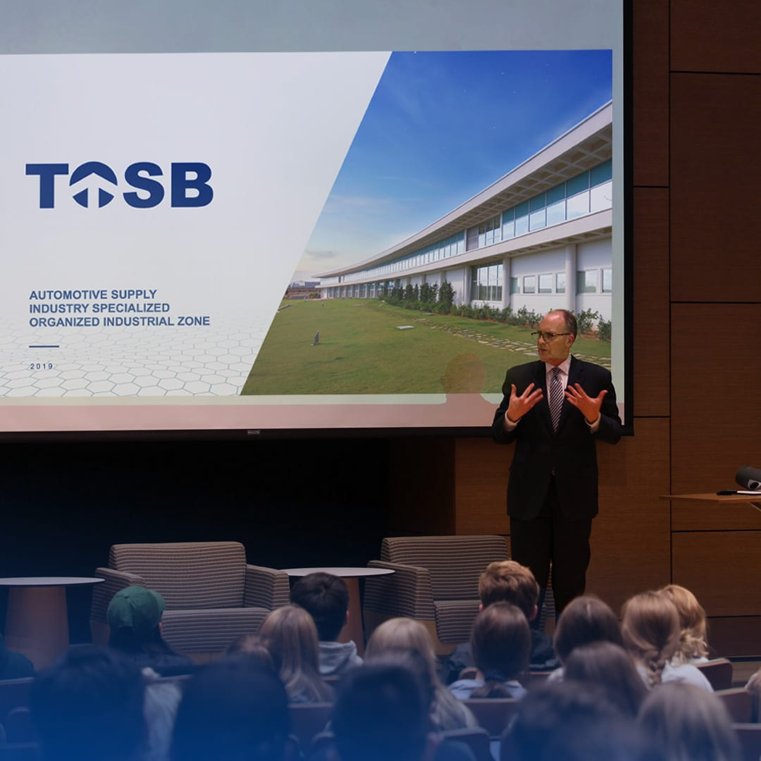 TOSB - Otomotiv Reklam Ajansı