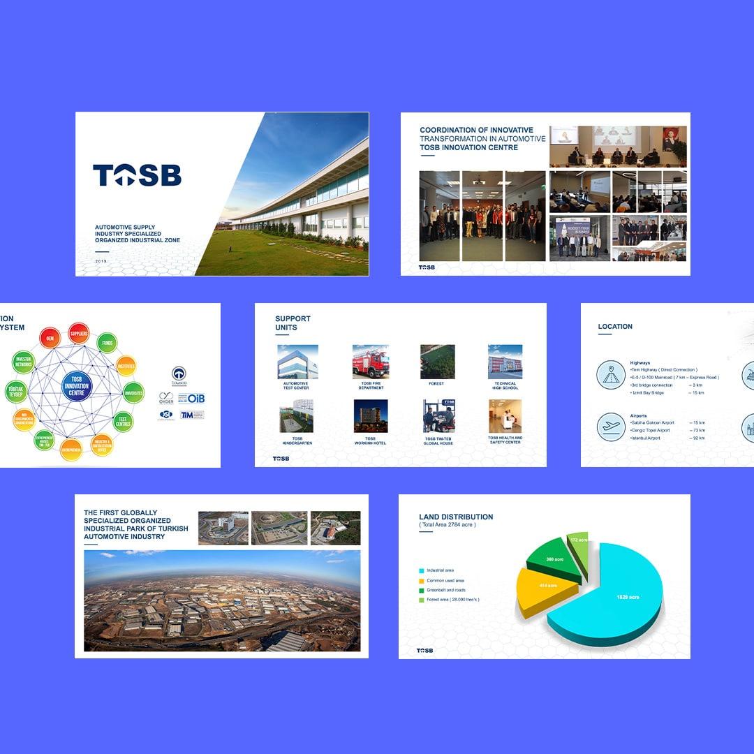 TOSB - Gebze Reklam Ajansı