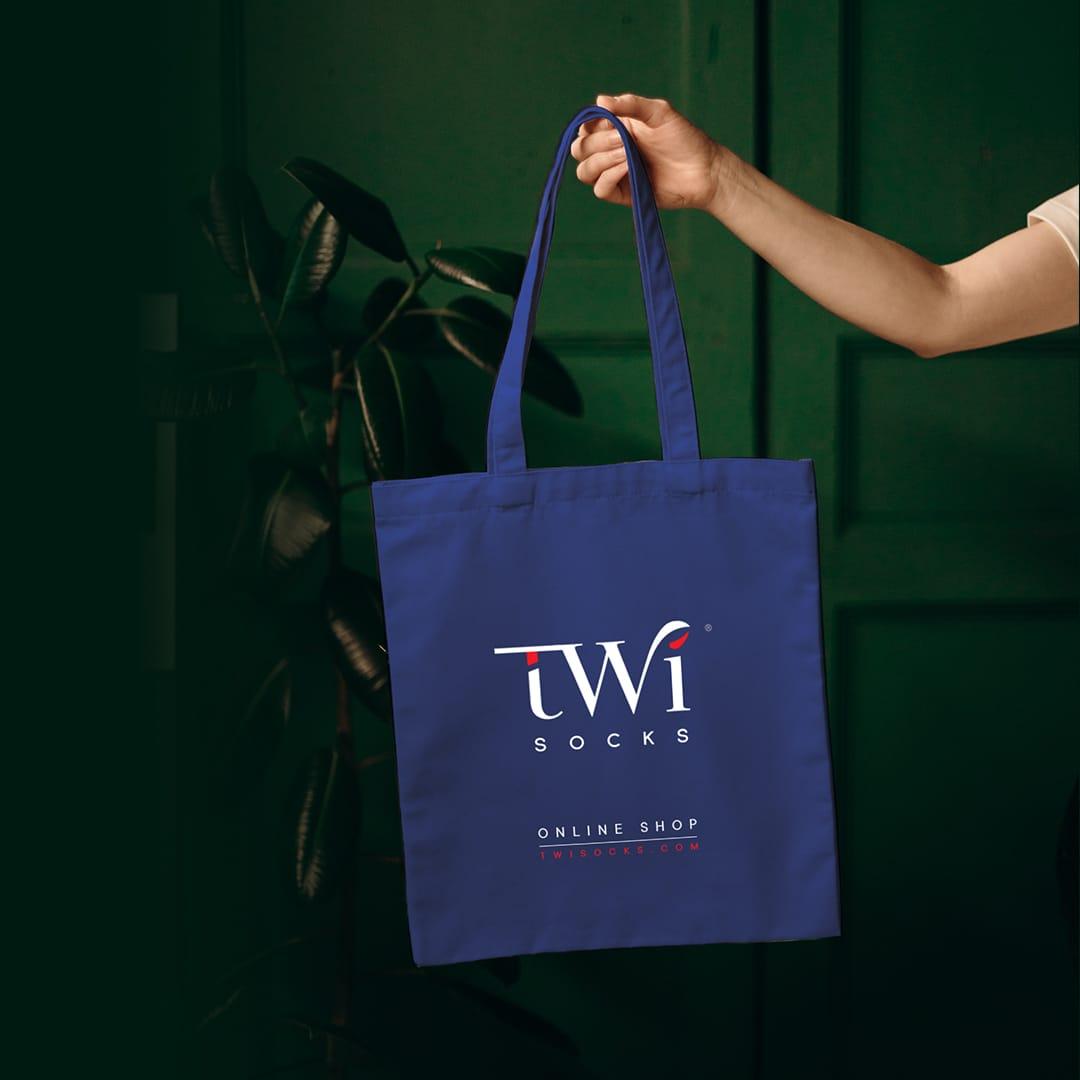 TwiSocks Çorap Logo Tasarım ve Çanta Tasarım